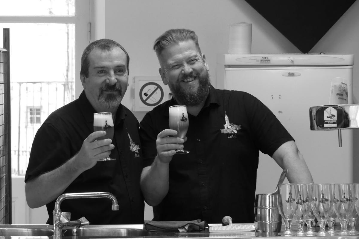 Brouwerij Stokhove - Jan en Levi
