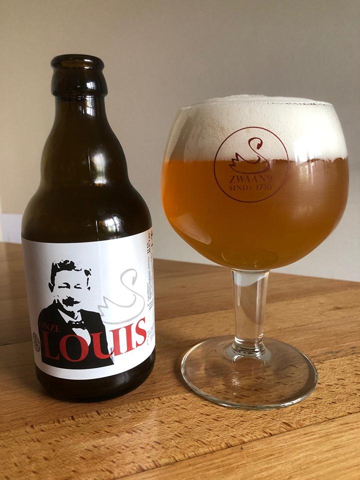 Onze Louis - Zwaan9