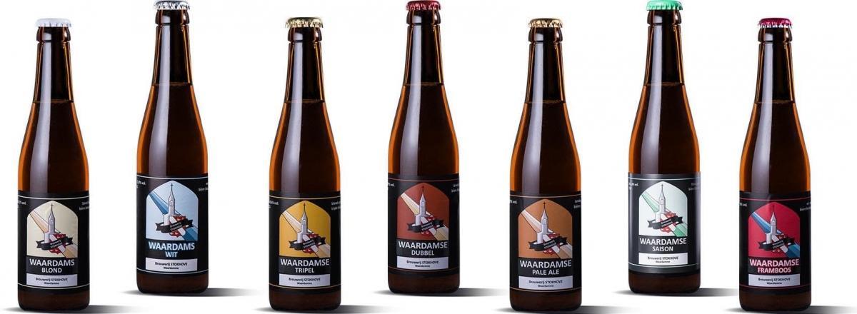 Brouwerij Stokhove - bieren Waardamse