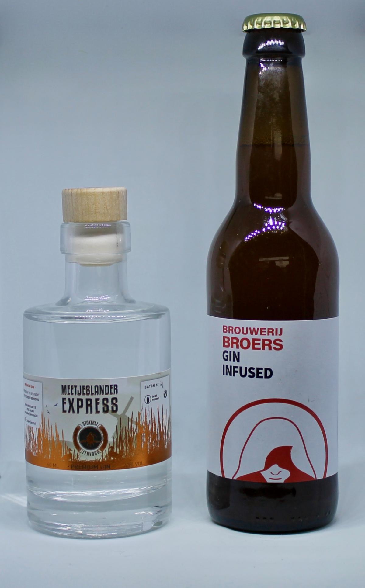 Breoers gin