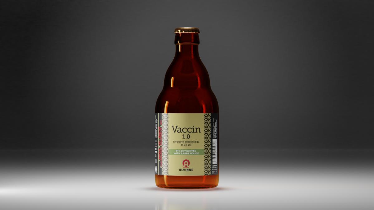 Alvinne - Vaccin