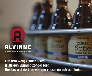Alvinne advertentie