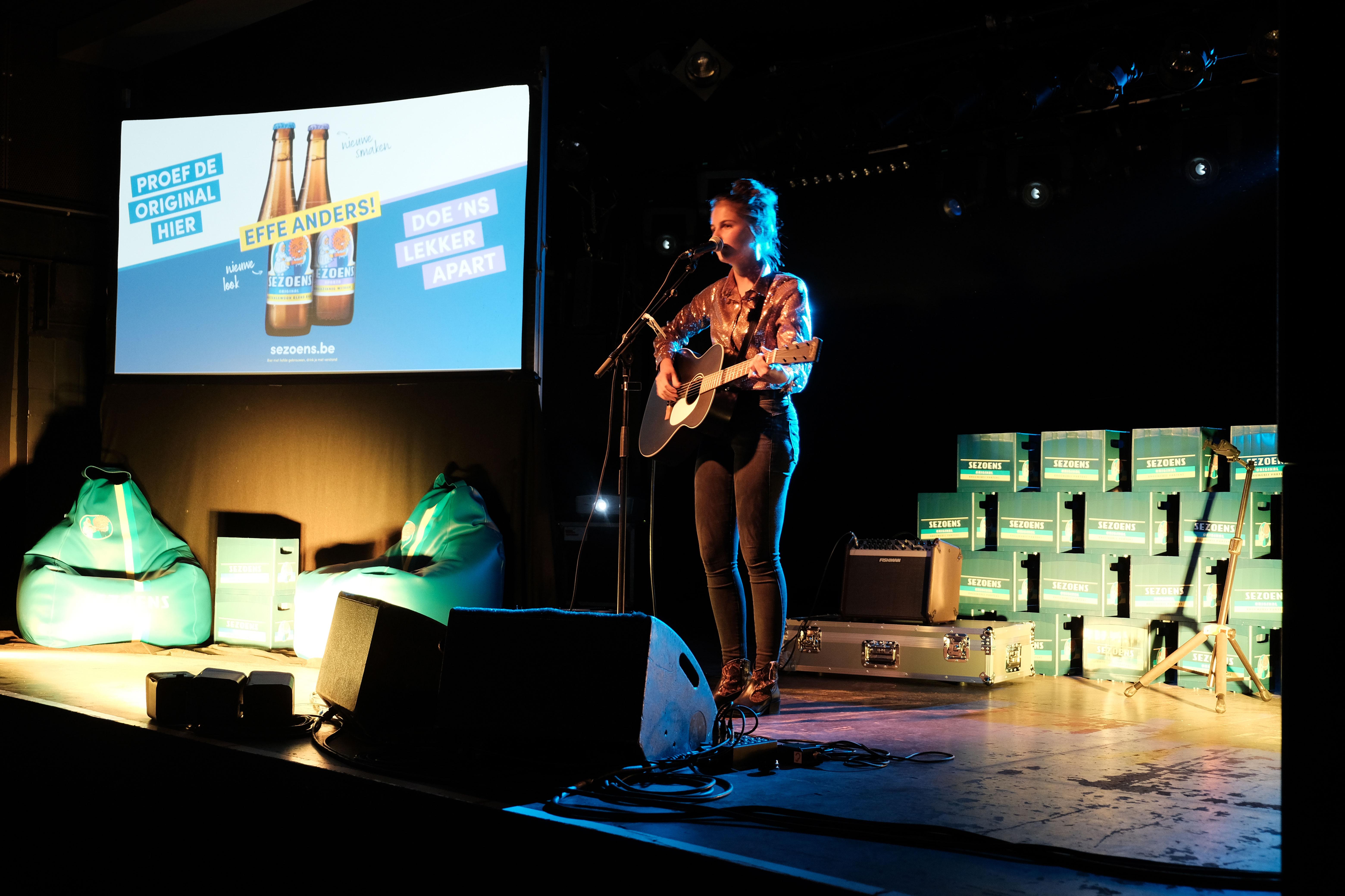Herlancering merk Sezoens door brouwerij Martens
