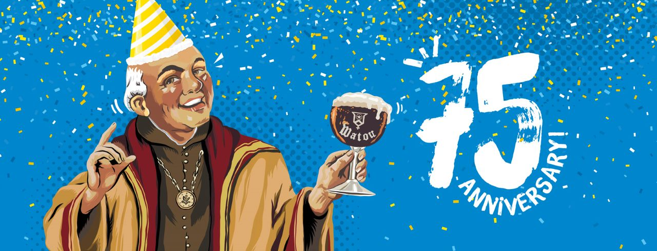 St. Bernardus 75 jaar