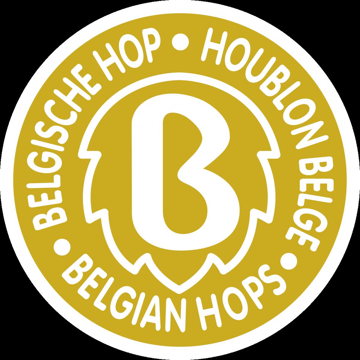 100% Belgische hop